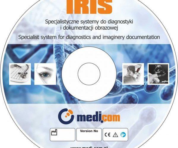 informatykamedyczna.pl - płyta iris